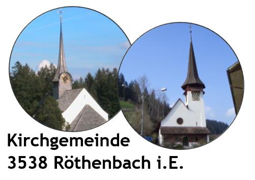 Evangelisch-reformierte Kirchgemeinde Röthenbach Logo